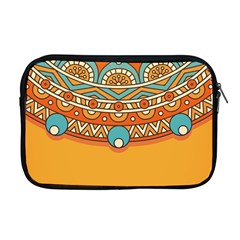 Sunshine Mandala Apple Macbook Pro 17  Zipper Case