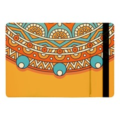 Sunshine Mandala Apple Ipad Pro 10 5   Flip Case