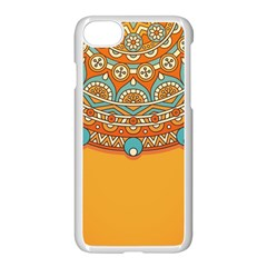 Sunshine Mandala Iphone 8 Seamless Case (white)