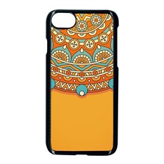 Sunshine Mandala Iphone 8 Seamless Case (black)