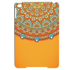 Sunshine Mandala Apple Ipad Mini 4 Black Uv Print Case