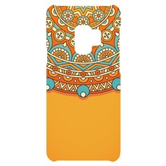 Sunshine Mandala Samsung S9 Black Uv Print Case