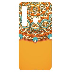 Sunshine Mandala Samsung A9 Black Uv Print Case
