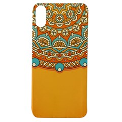 Sunshine Mandala Apple Iphone Xs Tpu Uv Case