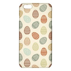 Seamless Pattern Colorful Easter Egg Flat Icons Painted Traditional Style Iphone 6 Plus/6s Plus Tpu Case by BangZart