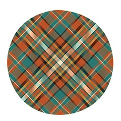 Tartan Scotland Seamless Plaid Pattern Vector Retro Background Fabric Vintage Check Color Square Pop Socket (black)