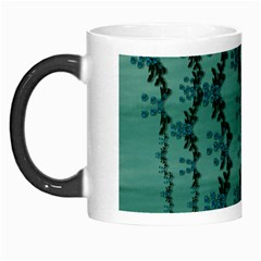 Branches Of A Wonderful Flower Tree In The Light Of Life Morph Mugs by pepitasart
