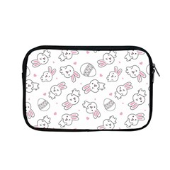 Cute Pattern With Easter Bunny Egg Apple Macbook Pro 13  Zipper Case