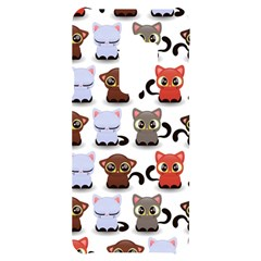 Seamless Pattern With Cute Little Kittens Various Color Samsung S9 Plus Black Uv Print Case