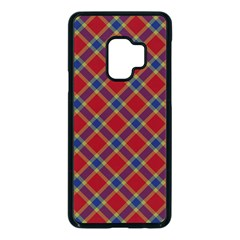 Scottish And Celtic Pattern - Braveheard Is Proud Of You Samsung Galaxy S9 Seamless Case(black) by DinzDas