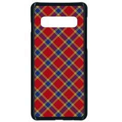 Scottish And Celtic Pattern - Braveheard Is Proud Of You Samsung Galaxy S10 Seamless Case(black) by DinzDas