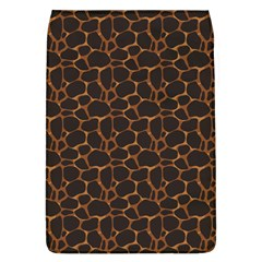 Animal Skin - Panther Or Giraffe - Africa And Savanna Removable Flap Cover (l) by DinzDas