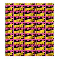 Haha - Nelson Pointing Finger At People - Funny Laugh Shower Curtain 66  X 72  (large)