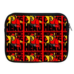 Working Class Hero - Welders And Other Handymen Are True Heroes - Work Apple Ipad 2/3/4 Zipper Cases by DinzDas