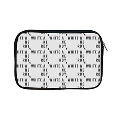 White And Nerdy - Computer Nerds And Geeks Apple Ipad Mini Zipper Cases by DinzDas