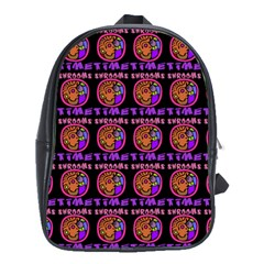 Inka Cultur Animal - Animals And Occult Religion School Bag (large)
