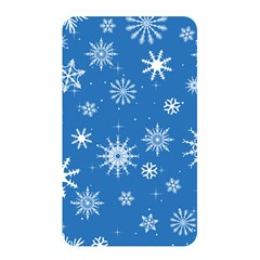 Winter Time And Snow Chaos Memory Card Reader (rectangular) by DinzDas