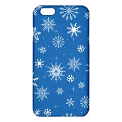Winter Time And Snow Chaos Iphone 6 Plus/6s Plus Tpu Case by DinzDas