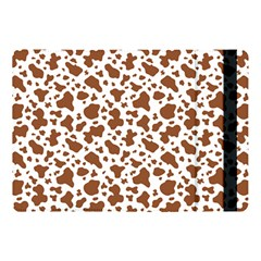 Animal Skin - Brown Cows Are Funny And Brown And White Apple Ipad Pro 10 5   Flip Case by DinzDas