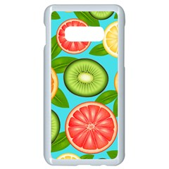 Fruit Love Samsung Galaxy S10e Seamless Case (white) by designsbymallika