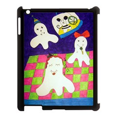 Circus Ghosts Sing Apple Ipad 3/4 Case (black)