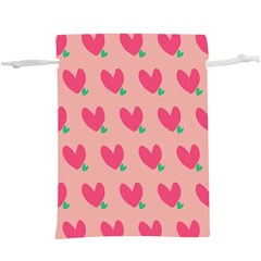 Hearts  Lightweight Drawstring Pouch (xl)