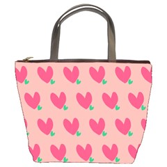 Hearts Bucket Bag by tousmignonne25