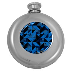 Vision Round Hip Flask (5 Oz) by Sobalvarro