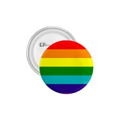 Original 8 Stripes Lgbt Pride Rainbow Flag 1 75  Buttons by yoursparklingshop