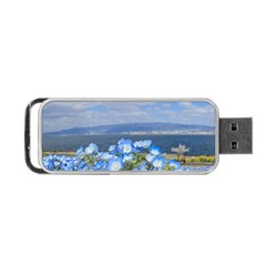 Floral Nature Portable Usb Flash (two Sides) by Sparkle