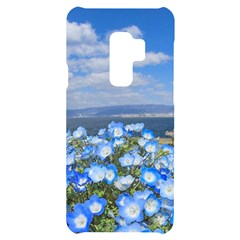 Floral Nature Samsung S9 Plus Black Uv Print Case