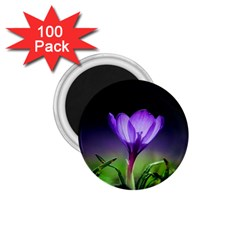 Floral Nature 1 75  Magnets (100 Pack)  by Sparkle