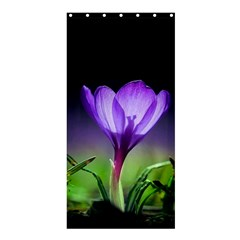 Floral Nature Shower Curtain 36  X 72  (stall)