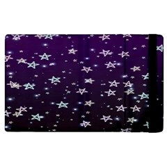 Stars Apple Ipad Pro 12 9   Flip Case