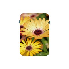 Yellow Flowers Apple Ipad Mini Protective Soft Cases