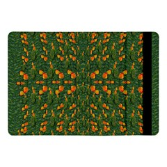 Sakura Tulips Giving Fruit In The Festive Temple Forest Apple Ipad Pro 10 5   Flip Case by pepitasart