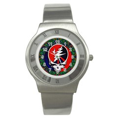 Grateful Dead - Stainless Steel Watch by Sapixe