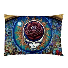 Grateful Dead Ahead Of Their Time Pillow Case