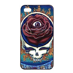 Grateful Dead Ahead Of Their Time Iphone 4/4s Seamless Case (black)