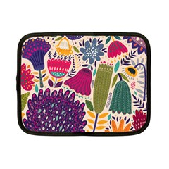 Spring Pattern Netbook Case (small) by designsbymallika