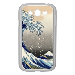 Image-woodblock-printing-woodcut Samsung Galaxy Grand Duos I9082 Case (white)