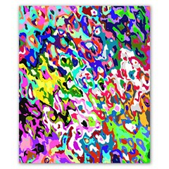Colorful Paint Texture                                                Poster 20  X 24