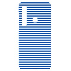 Classic Marine Stripes Pattern, Retro Stylised Striped Theme Samsung A9 Black Uv Print Case by Casemiro