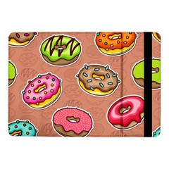 Doughnut Doodle Colorful Seamless Pattern Samsung Galaxy Tab Pro 10 1  Flip Case