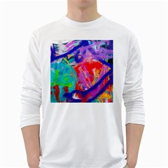 Crazy Graffiti Long Sleeve T-shirt by essentialimage