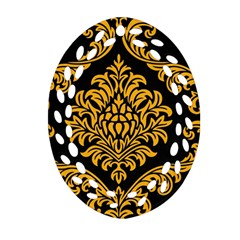 Finesse  Ornament (oval Filigree) by Sobalvarro
