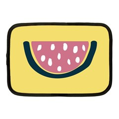 Fruit Watermelon Red Netbook Case (medium) by Alisyart