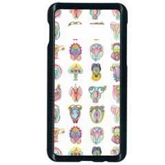 Female Reproductive System  Samsung Galaxy S10e Seamless Case (black)