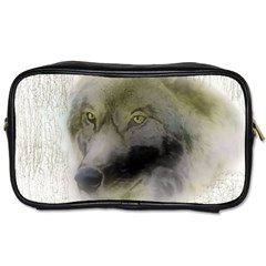 Wolf Evil Monster Toiletries Bag (one Side)