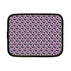 Flowers Pattern Netbook Case (small)